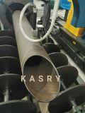 Runde Rohr-Flamme-Plasma-Ausschnitt-Maschine für Metalzelle