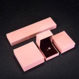 La joyería de lujo de Embalaje, anillo de bodas de papel personalizados de verificación ##gw23