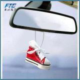 Улыбающееся лицо Car висящих освежителя воздуха