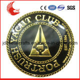 Монетка Antique металла золота изготовления Zhongshan изготовленный на заказ