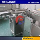 Round/vaso Triângulo Máquina de rotulação automática e de alta velocidade