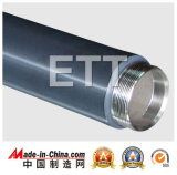 Blanco rotatoria de la farfulla de Nbox de la alta calidad (óxido del niobio) en China
