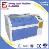 CO2 Laser-Schreibens-Maschinen-Entwurfs-Monogramm-Gravierfräsmaschine