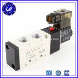 niedriger Preis 4V410-15 Airtac 24V Gleichstrom-gerichtetes pneumatisches Luft-Magnetventil