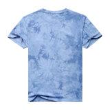 Haut de la qualité de l'impression du logo 3D personnalisé T Shirt