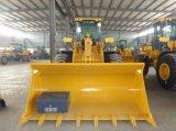 중국 건축기계 바퀴 로더 Lw400kn