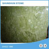 Lastre di marmo verdi della Cina Dangdong per la parete e Floooring