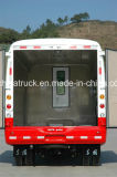 Rhd/LHD Dongfeng 115 Closed Cargo 밴 Bus
