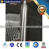 Le meilleur cylindre en aluminium de CO2 des prix 0.6L pour la machine de générateur de bicarbonate de soude