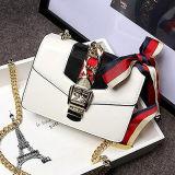 2017의 가죽 가방 Classcial 어깨에 매는 가방 고명한 숙녀 핸드백 Emg4702
