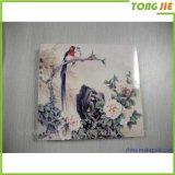 Etiqueta por atacado da parede da árvore de família da flor das cores cheias
