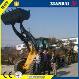 Fornecedor profissional Xd926g carregador da roda de 2 toneladas