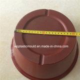 정원 홈 훈장 (HP-05)를 위한 둥근 빨간 플라스틱 화분