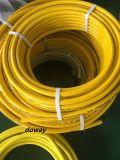De flexibele Slang Van uitstekende kwaliteit van het Aardgas met de Vlecht van de Vezel