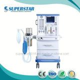 De Apparatuur van de anesthesie met de Medische Apparatuur van de Machine van Anestesia van het Werkstation die met de Machine van de Röntgenstraal wordt gebruikt