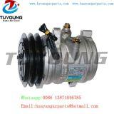 Selbst-der Wechselstrom-Sp-10 Ohr 3 121mm 2pk 12V Kompressor-KOMATSU-Exkavator-22e-979-1110 3541139m91 717638