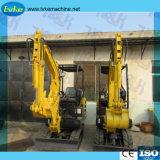 構築機械油圧クローラー掘削機の小型坑夫