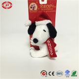 Xmas Kids Gift Anywhere Clip Sitting Dog Plush Sitting Toy