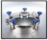 Cubierta sanitaria de Manway del tanque de acero de /Stainless de las cubiertas de Manway (ACE-RK-H1)
