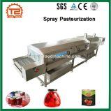 Pode alimentos e alimentos vegetais máquina de pasteurização de Pulverização