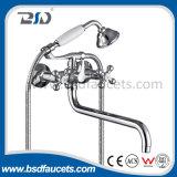 Классицистический Faucet смесителя Bath&Shower держателя стены крома Faucet ванны