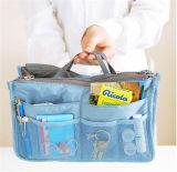 형식 다기능 휴대용 조직자 장식용 나일론 여행 핸드백 (YB2204)