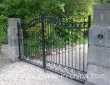 外部のアルミ合金および鉄のドア