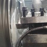 新しい水平の移動式合金の車輪修理旋盤機械Awr32h