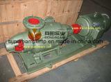 Bomba de alta pressão de vários estágios horizontal