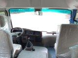Minibus de Rosa de caboteur du public VIP Toyota de la capacité de 30 portées