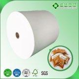 Nuevo tipo de bolso del azúcar, papel biodegradable, papel de acondicionamiento de los alimentos, papel respetuoso del medio ambiente