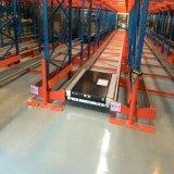 Revestimento a pó Automated Q235 Palete de Transporte Rádio Estante