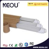 Ce/RoHSの商業か屋内2FT 3FT 4FT涼しくまたは性質か暖かい白LEDの管ライト