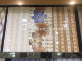 Beige glasig-glänzende Tintenstrahl-keramische Badezimmer-Wand-Fliese