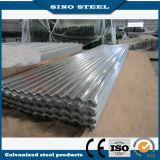Materiais de construção em metal revestido de zinco folha de metal galvanizado