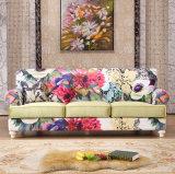 Grossista de mobiliário Sofá de madeira