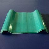 Os painéis de revestimento de Papelão Ondulado Folha do telhado da placa de cobertura em fibra de vidro