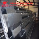 Capacité de prix usine de Henan Jinfeng grande de cage de poulet de couche