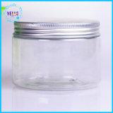 200g vaso rotondo della cera dei capelli della plastica PETG