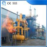 Control automático generador Haiqi Syngas gasificador de biomasa