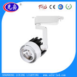 Hot Sale 20W 30W COB Voie Light rail lumière LED 3000K-6500K