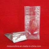 عادة شفّافة جانب صمولة [غسّتد] بلاستيكيّة تعليب حقيبة