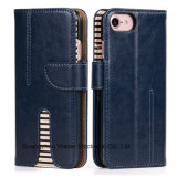 Последний магнитной Wallet телефон чехол для iPhone