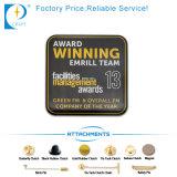 Высокое качество заводская цена Китай индивидуальные металлические тиснение значок печати из Китая