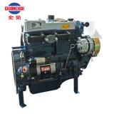 1500rpm /1800 T/min Kleine Dieselmotor voor het Gebruik van de Reeks van de Generator (N485D)