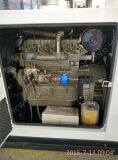 Дизель Gensets двигателя с воздушным охлаждением хода Weichai 4