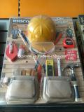 Горячая продажа пластиковых 20ПК набор инструментов для детей игрушки механик ящик для инструмента Set Tool детей,