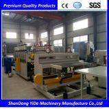 El tablero de construcción de WPC (PP, el PE, PVC+Wood) saca máquina