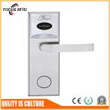 Fechamento de porta do hotel da liga RFID do zinco da alta segurança Keyless
