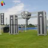Polyester Fabric Mesh Sports Event Banner